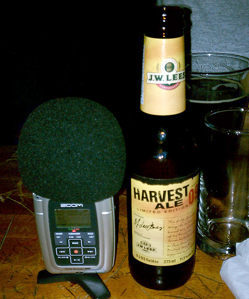 JW Lee's Harvest Ale Beer Review